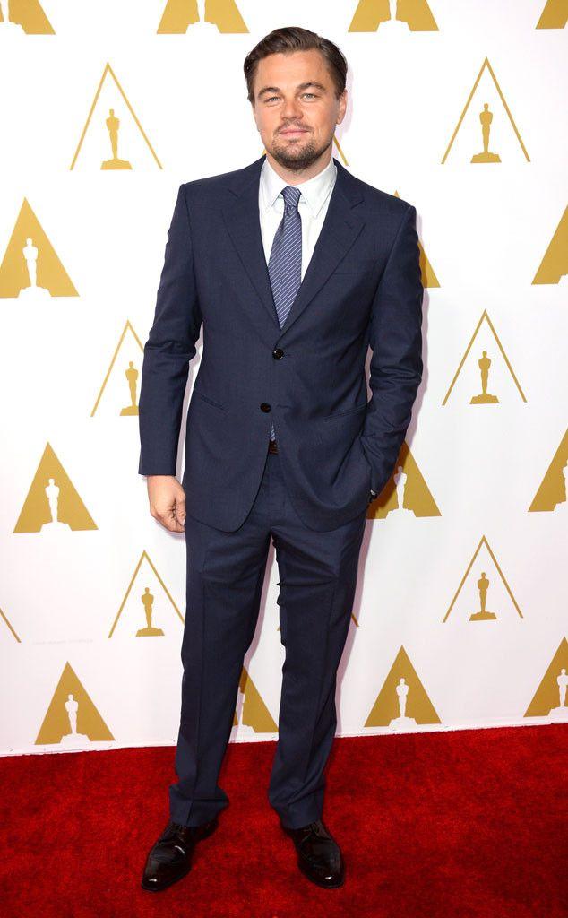 Leonardo DiCaprio from 2014 Oscars: Party Pics | E! Online