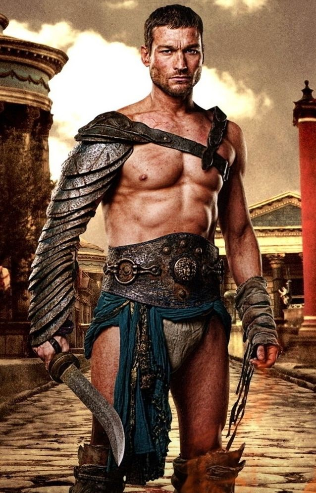 Pin on Spartacus - Series