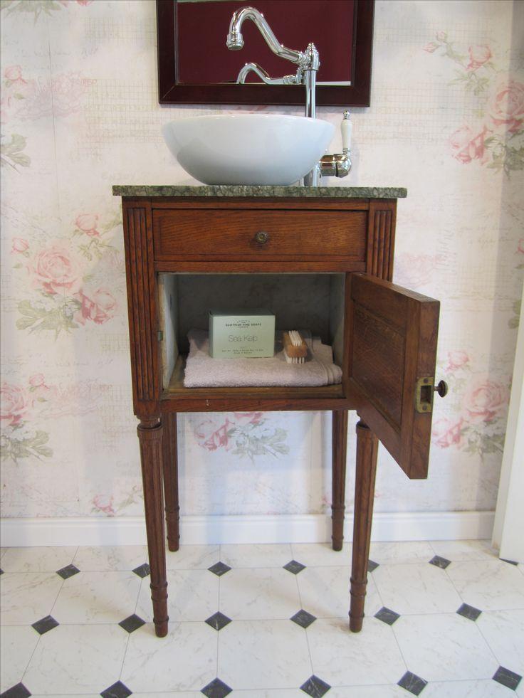 Waschtisch antik küche  Die besten 25+ antike Badezimmer Waschtische Ideen auf Pinterest ...