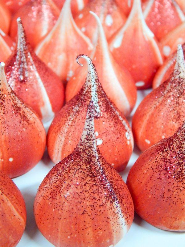 Suspiros: suspiros gourmet da Les Bisous vermelhos