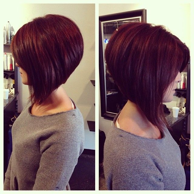 I don't have the balls!! But I love this cut!!!