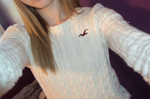 Hollister Sweaters ♥have this one