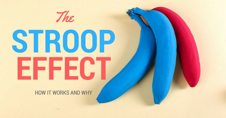 The Stroop Effect - How it Works and Why [Test Yourself Inside] http://j.mp/2tIX4iQ - http://ift.tt/1HQJd81