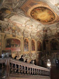 Monasterio de las Descalzas Reales, Madrid.