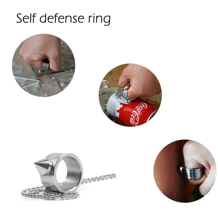 $1.88 (Buy here: https://alitems.com/g/1e8d114494ebda23ff8b16525dc3e8/?i=5&ulp=https%3A%2F%2Fwww.aliexpress.com%2Fitem%2FOutdoor-Self-defense-Ring-Stainless-Steel-Supplie-Self-defense-Product-Weapons-Ring-Survival-Tool-Pocket-Women%2F32734463046.html ) Outdoor Stainless Steel Self defense Ring  Supplie Self-defense Product Weapons Ring Survival Tool Pocket Women Protect for just $1.88
