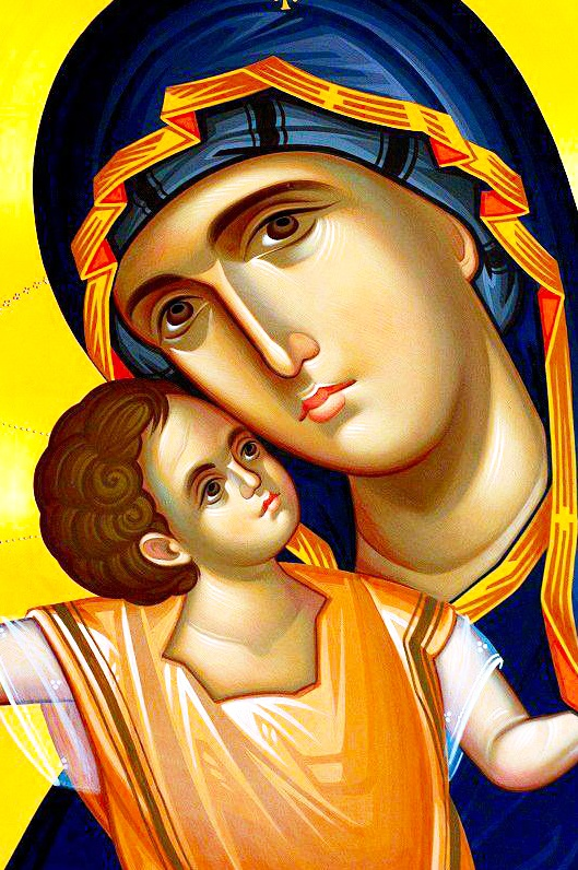 Orthodox Prayers to the MostHoly Glorious Lady Theotokos and Ever-Virgin Mary - http://www.saintgregoryoutreach.org/2010/01/prayers-to-mother-of-god.html