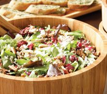 Pecan & Blue Cheese Salad