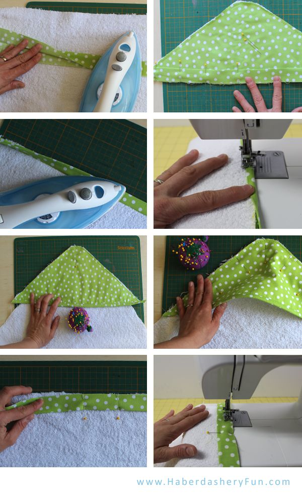 DIY cape de bain                                                                                                                                                      Plus