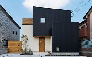 ガルバリウム鋼板 外壁の画像集(メリット 屋根材 外観 リフォーム・施工例・種類メーカー価格 - NAVER まとめ