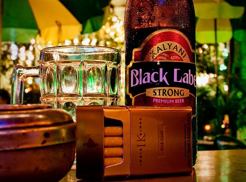 The 5 Most Popular Beers in India: Kalyani Black Label