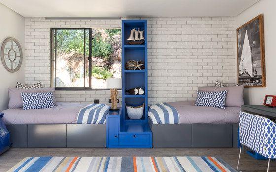 The Concrete House by Nico van der Meulen Architects | Living space