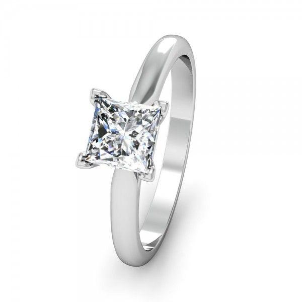 #Princess #Diamantringe #Eternity #Verlobungsringe von #VERLOBUNGSRING.de