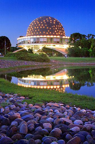 Planetario, Palermo, Buenos Aires, Argentina
