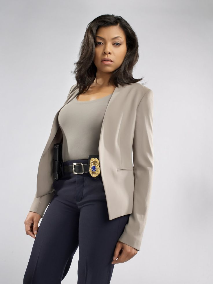 Joss Carter, Person of Interest Next to Beckett Was the only other Sexxxxxxy Cop on TV Taraji P. Henson