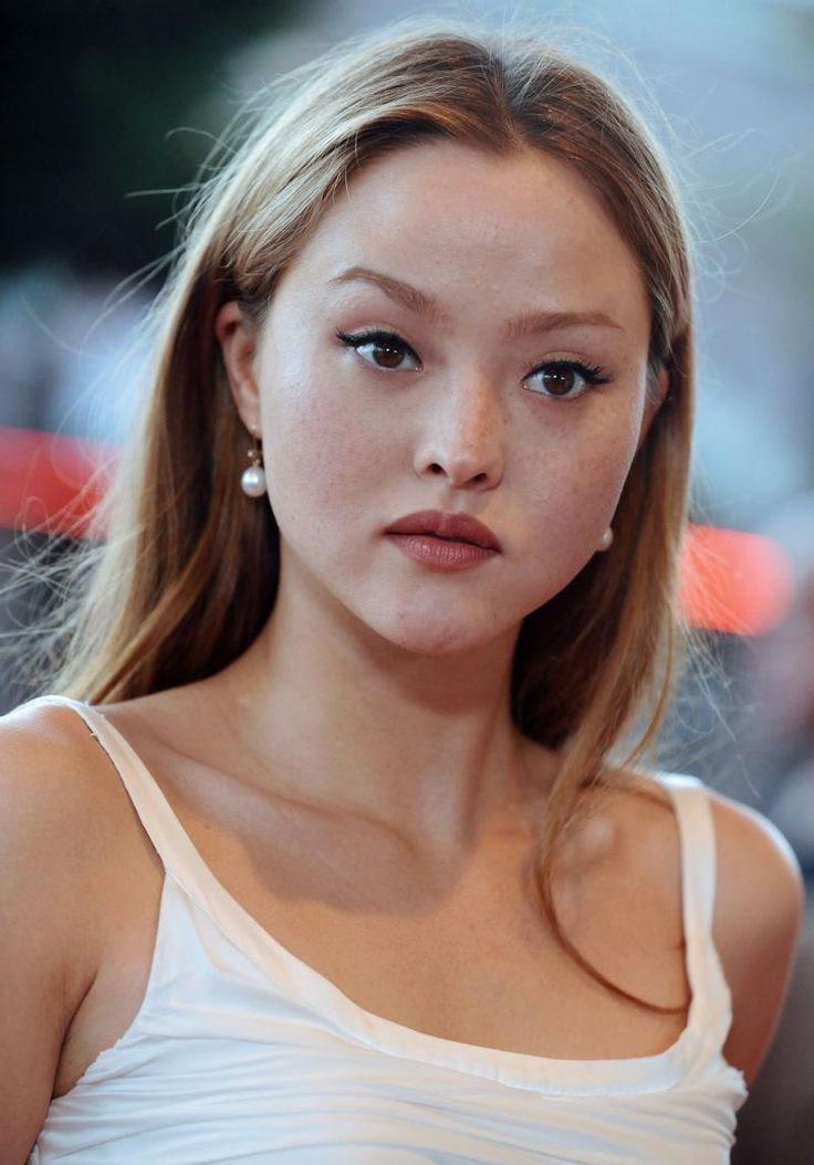 Beautiful Devon Aoki