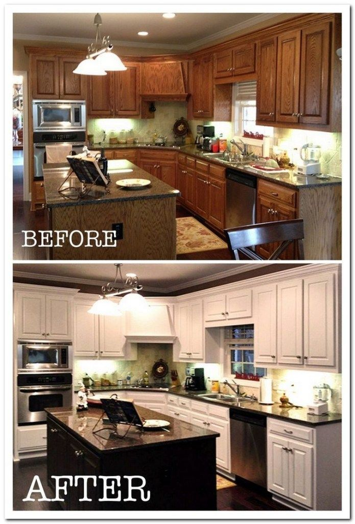 43 Renovation Of A Kitchen Remodel Before And After 38 Kitchen Remodel Kitchen Renovation Average Kitchen Remodel Cost