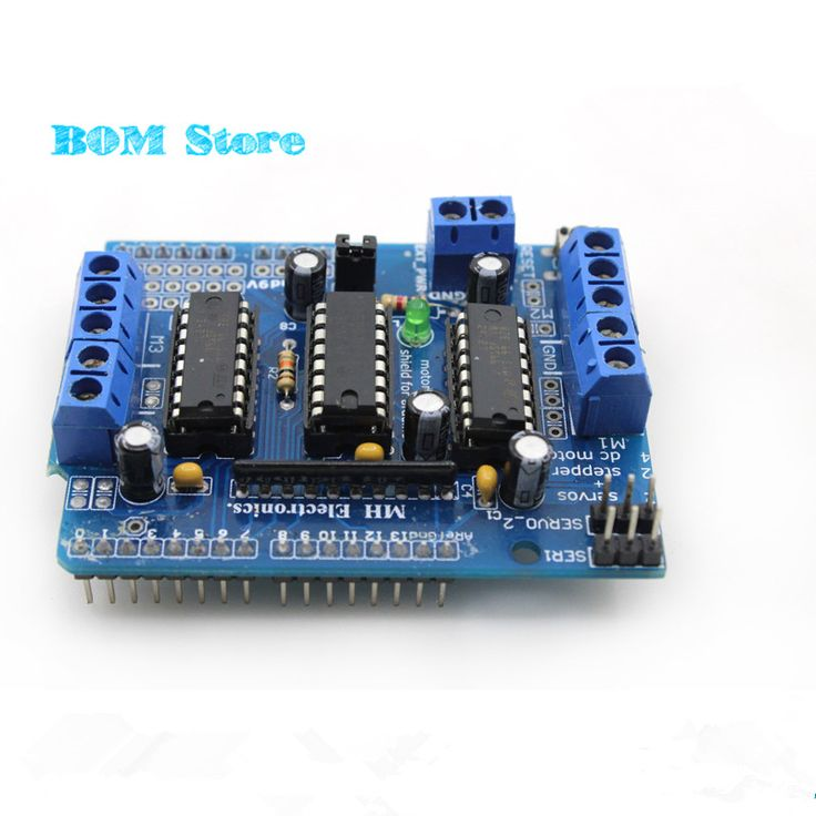 L293D motor control shield motor drive expansion board FOR Arduino motor shield Free Shipping #Affiliate