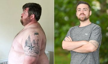 Student Loses 17 Stone In 9 Months On Channel 4's 'Make My Body Better With Davina McCall'