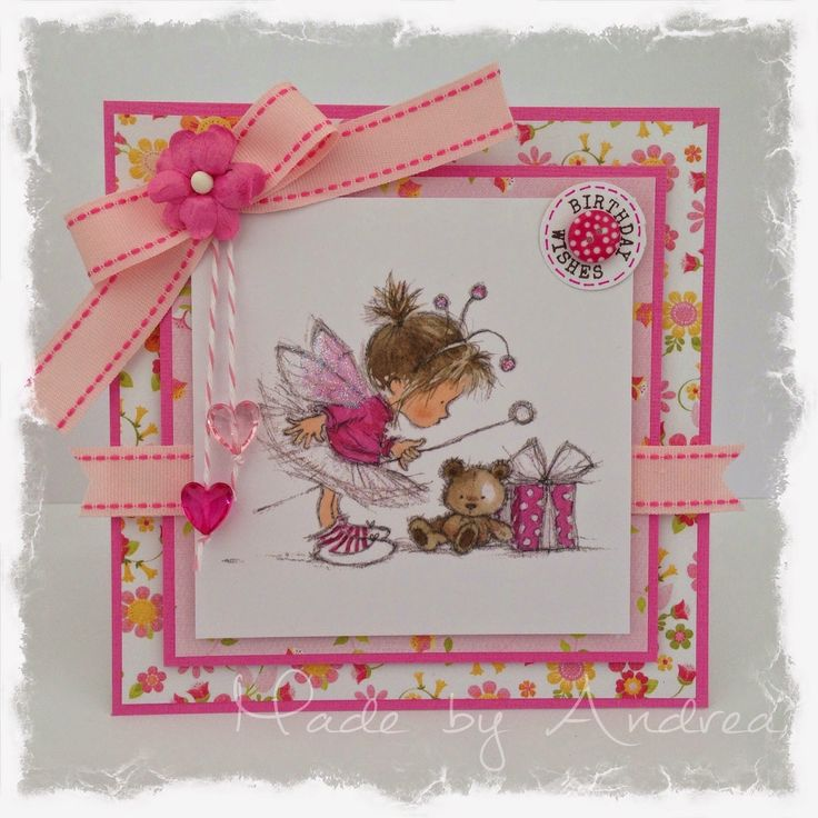 LOTV - Fairies Art Pad with One Birdie Lane papers by Andrea