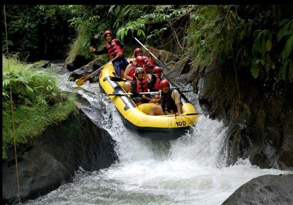 #Rafting #Ubud