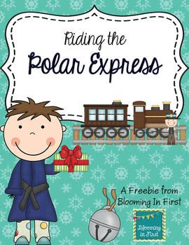 Polar Express Freebie