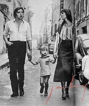 ° Serge et Jane ° Jane Birkin & Serge Gainsbourg | Jane ...