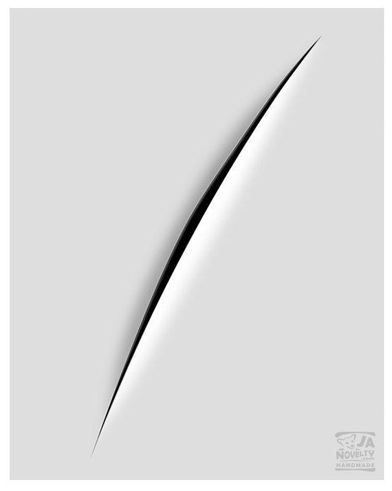 Modern simplicity art Minimalist poster by JAnoveltyDeSign on Etsy