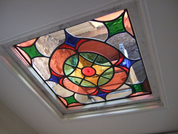 Thinking about doing this to my skylight in the kitchen
