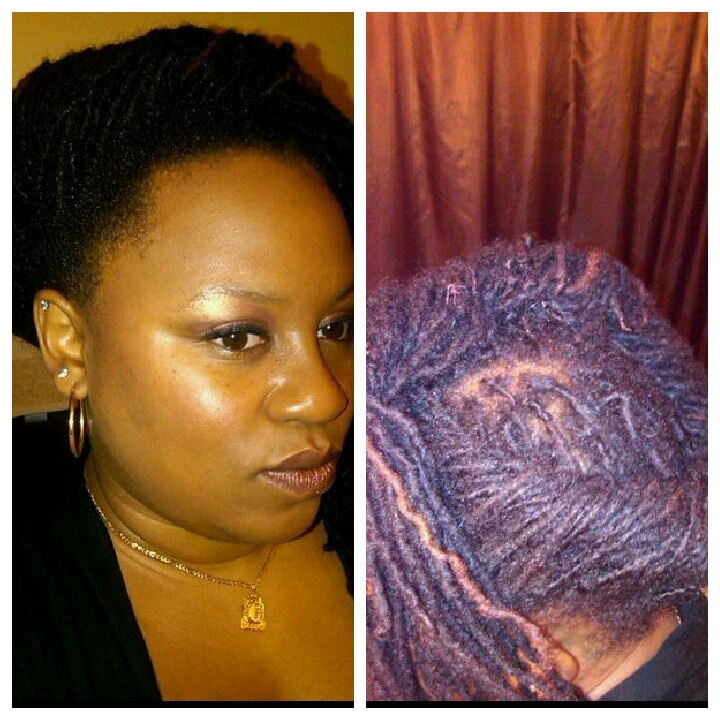 17 Best Images About Dreads Hairstyle Halo Locs And Dreads