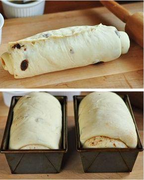 Greek Cinnamon Raisin Bread. Σταφιδόψωμο με κανέλα   Newsbeast