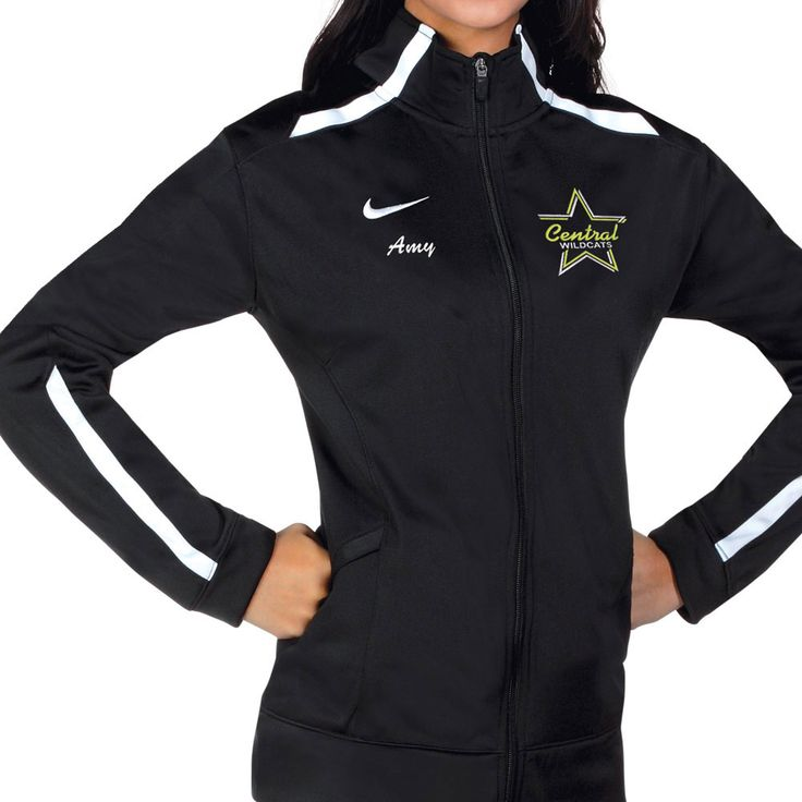 Nike® Women's Team Overtime Jacket - Omni Cheer