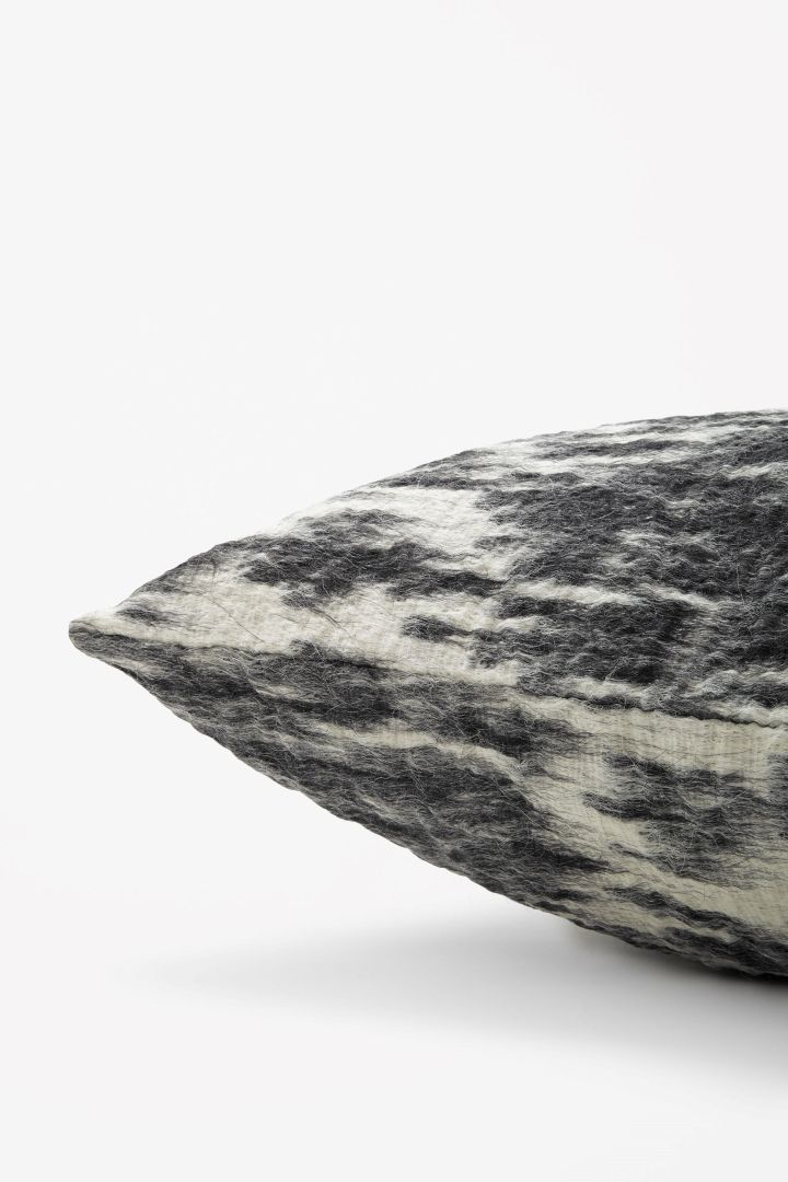 COS | Square textured cushion