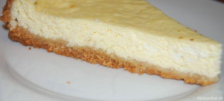 Fotorecept: Kokosový cheesecake