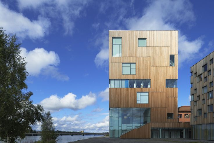 Museu de Artes Umeå / Henning Larsen Architects