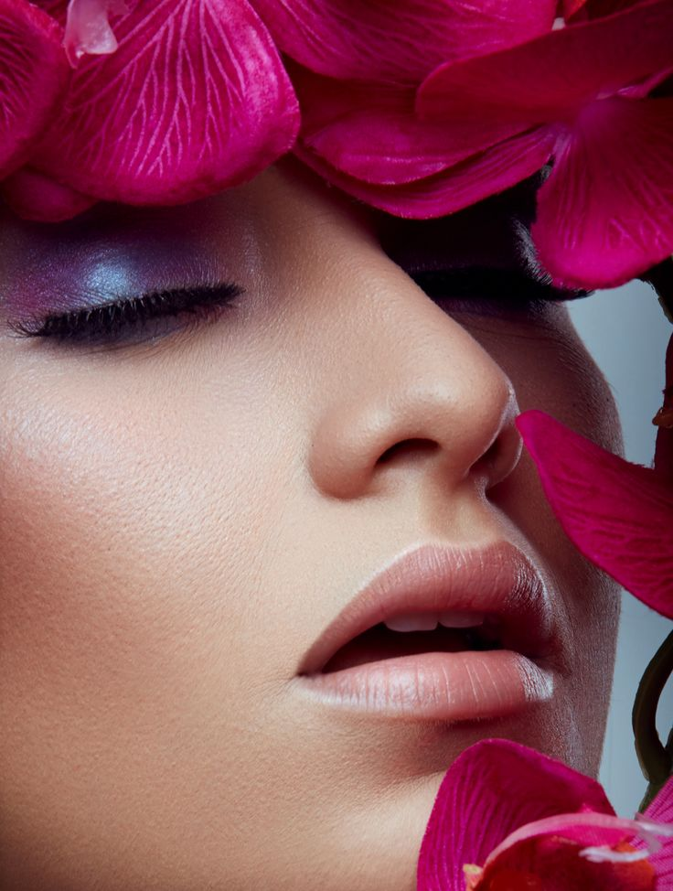 Model I Lilian Ramos Makeup Artist I Hilda Winaz