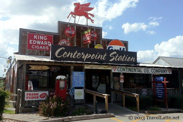 Review: Centerpoint Station, San Marcos, Texas - TravelLatte