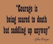 Love it: Inspiration, Life, Quotes, John Wayne, Wisdom, Thought, Courage