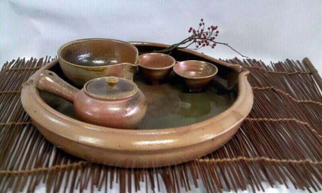 다기 Pottery by Hanchunhwa