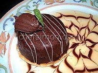 Parfait au chocolat