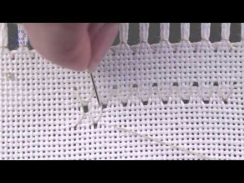 Learn How To Make Diamond Eyelets - YouTube