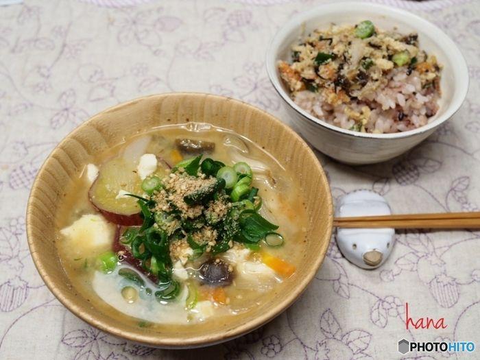 寒くなるこれからの季節に 体を温める 温朝食 で毎日を元気に過ごそう