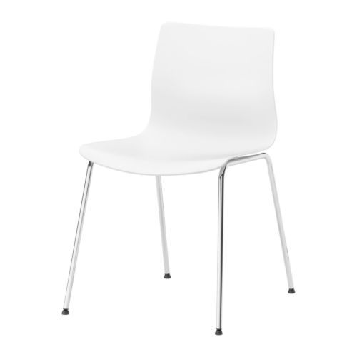 kitchen chairs erland chair ikea rounded back for additional sitting comfort ikea dining chair kitchen table