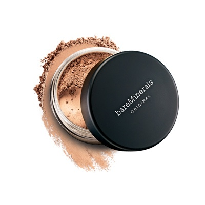 #bareMinerals Original SPF 15 Foundation—Award-winning foundation that gives you all the flawless coverage you want and leaves you feeling like you're not wearing any makeup at all. Available in 20 shades, $27.