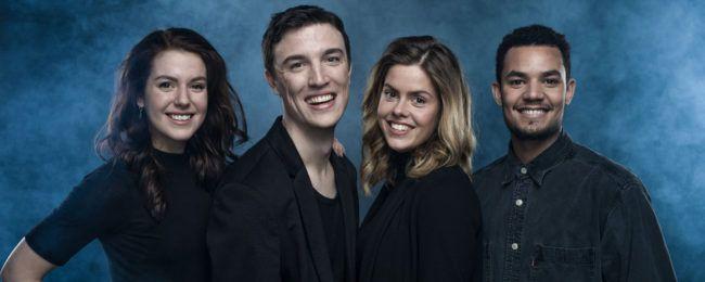 Repetities musical 'Voor alles een eerste keer' gestart #musicals #theater