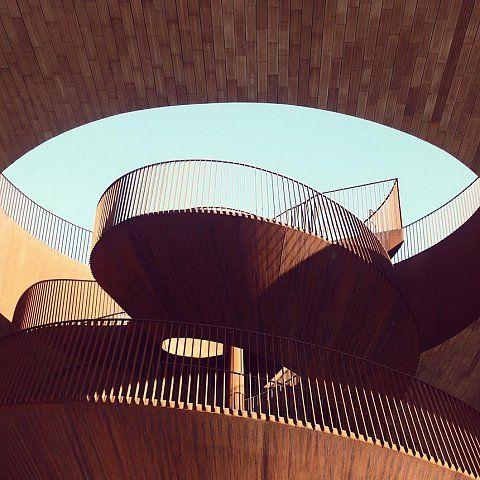 Sprout | Antinori nel Chianti Classico | Location: Bargino, Italy | Architects: Studio Hydea and Archea Associati