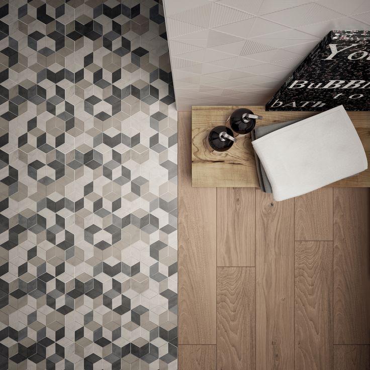 #bathroom #wall #pattern #texture #design #wood #concrete