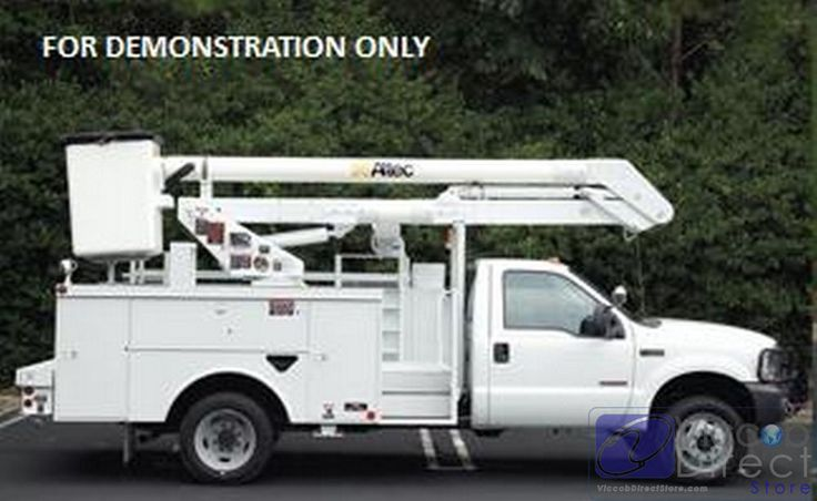 Hydraulic Boom Lift Altec AO-300 2010 for Utility Bucket Truck - Never Used! || Contact: info@viccobdirect.com