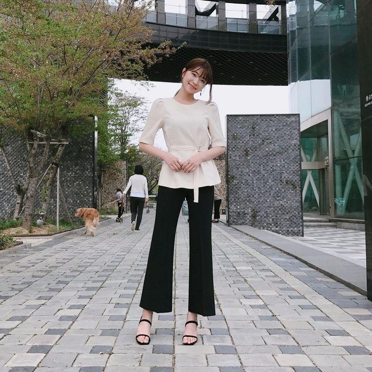♡セミブーツカットスラックス♡ #レディースファッション #ファッション通販 #ファッショントレンド #新作 #最新 #モテ服 #韓国ファッション #韓国レディース通販 #ootd #wiw  #fashionaddict #womensfashion #fashion  https://goo.gl/8vtawL