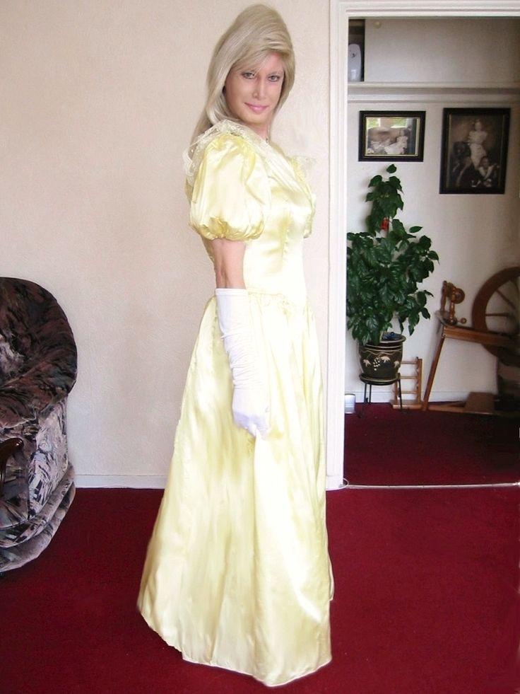 Mickey Prescot Just Us Gurls Transgender Girls Dresses Pin Up Style