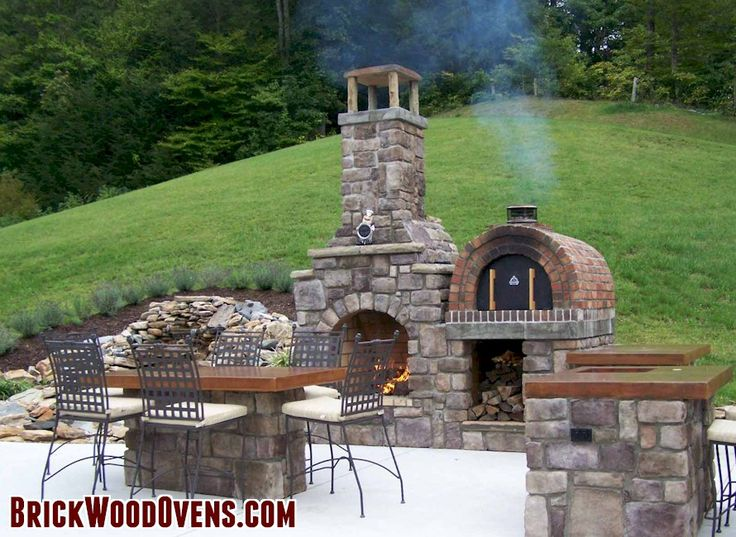 242 best Outdoor fireplaces images on Pinterest | Patio ideas ...